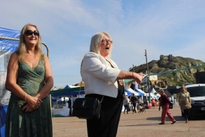 Hastings Seafood And Wine Festival Gets Under Way photo