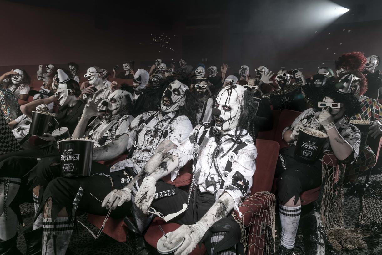 Kraken Rum Creates Scary Cinema Experience photo