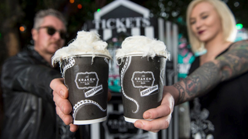 There's A Kraken Rum Festival Coming To #perth photo