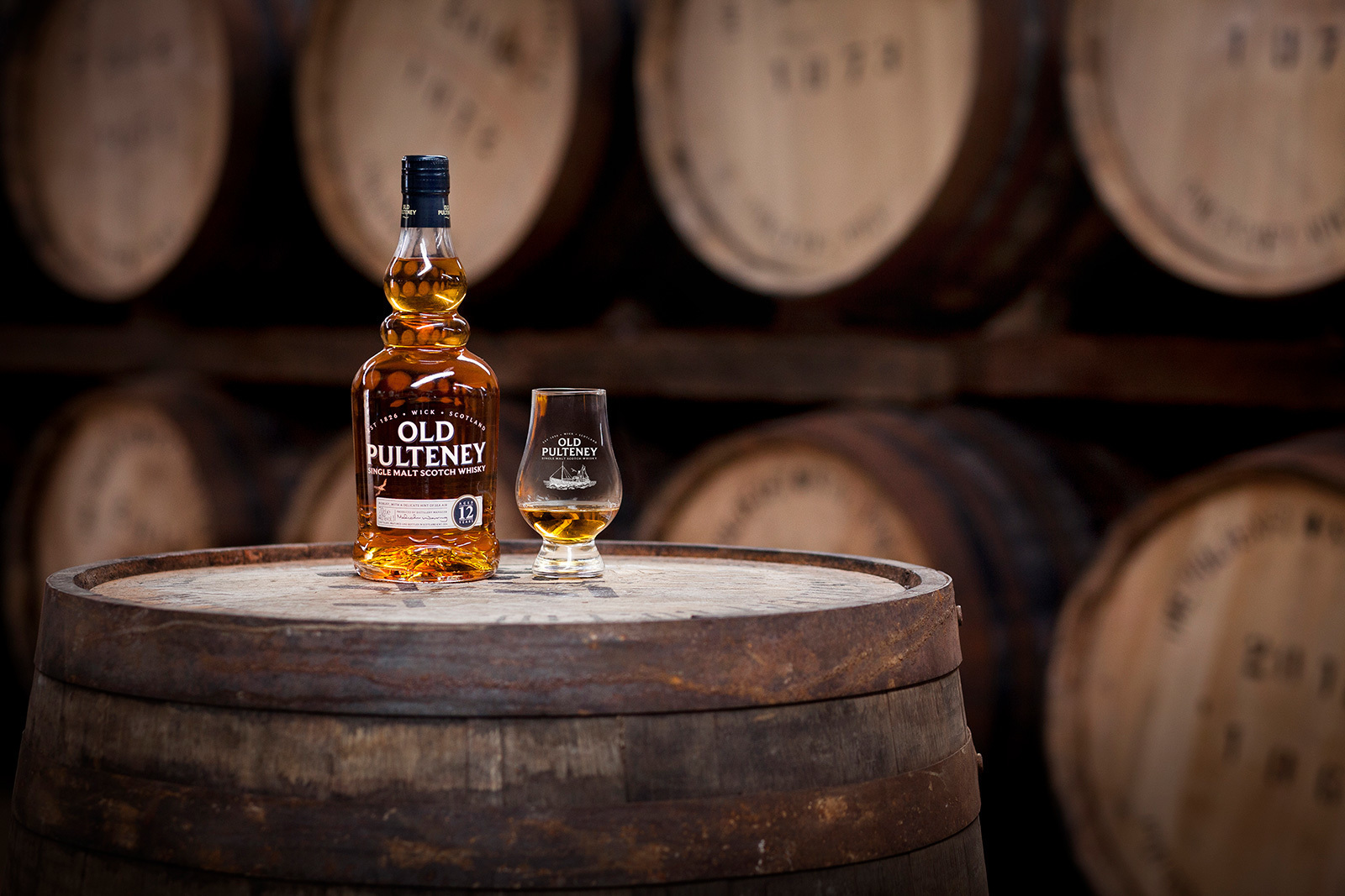 September Scotch: The Maritime Malt Old Pulteney photo