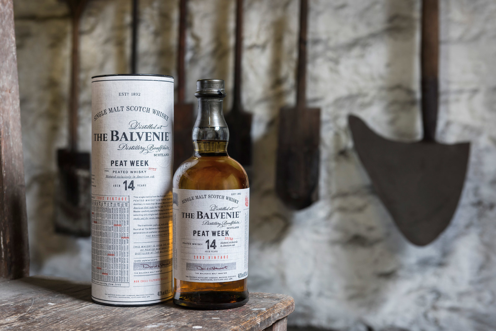 September Scotch: The Balvenie Embraces Peat photo