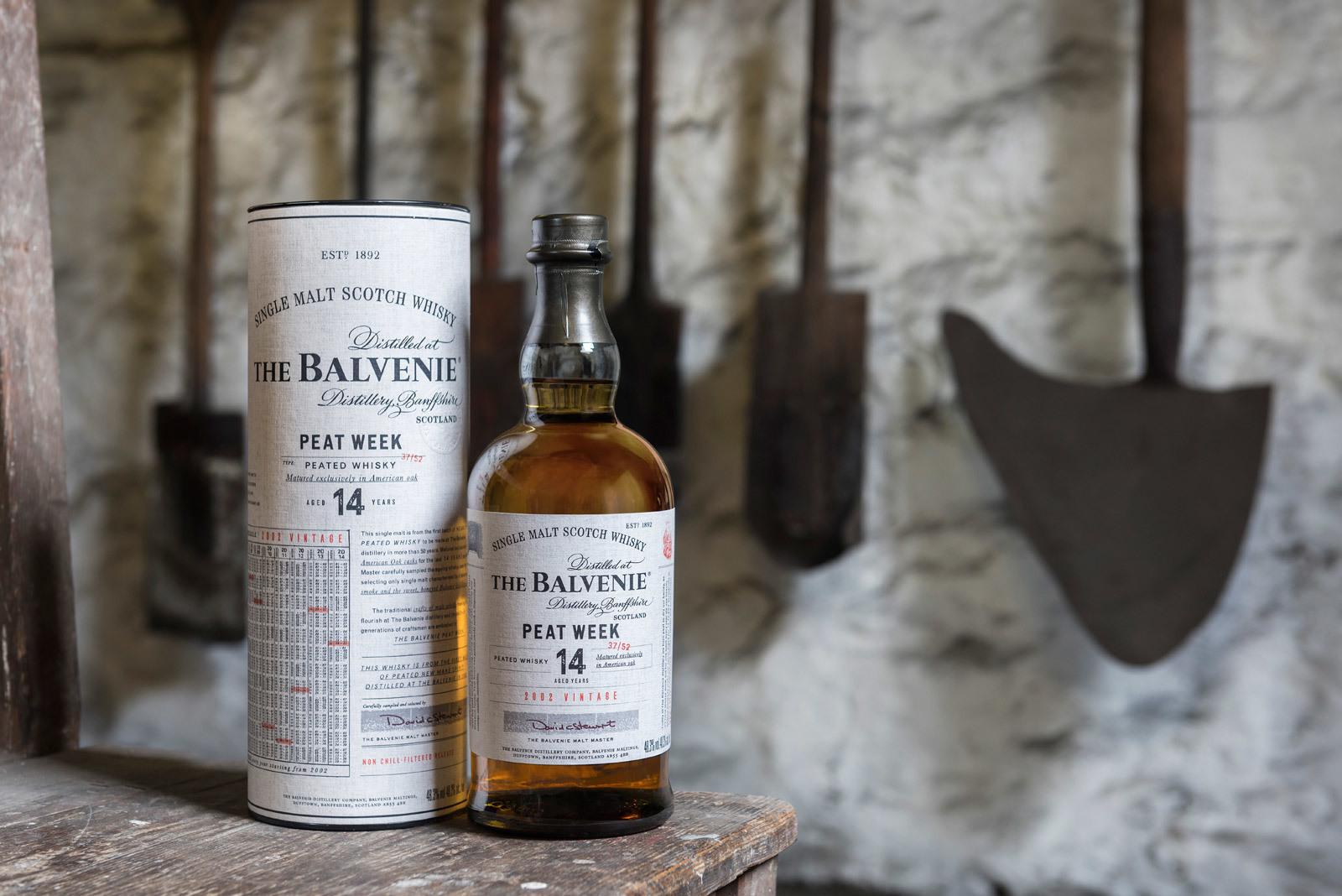 September Scotch: The Balvenie Embraces Peat photo