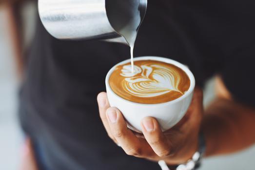 How To Do Latte Art To Celebrate #coffeeday photo