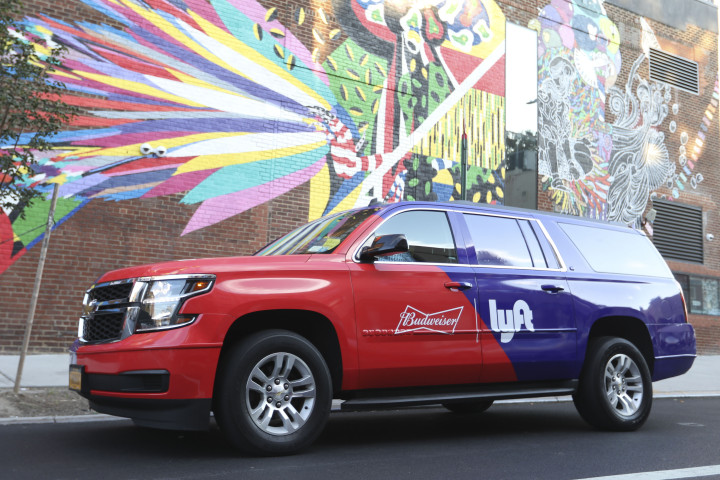 Why Budweiser Is Offering 150,000 Free Round-trip Lyft Rides O photo