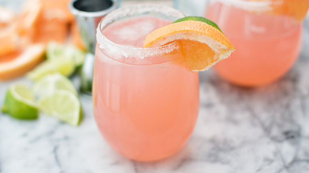 Easy To Make Paloma Tequila Cocktail photo