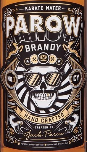 Tim James: Parow Brandy Reviewed photo