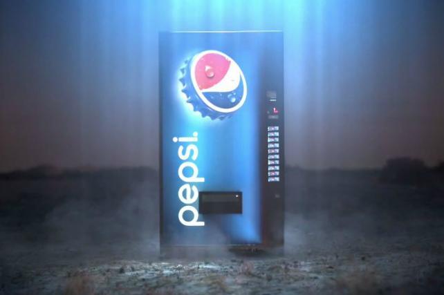 Goodby Silverstein & Partners Wins Pepsi photo
