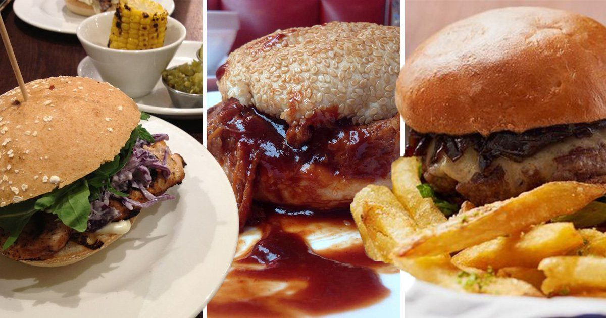 Eating Out? We Rank Gluten-free Burgers From Best To Worst photo
