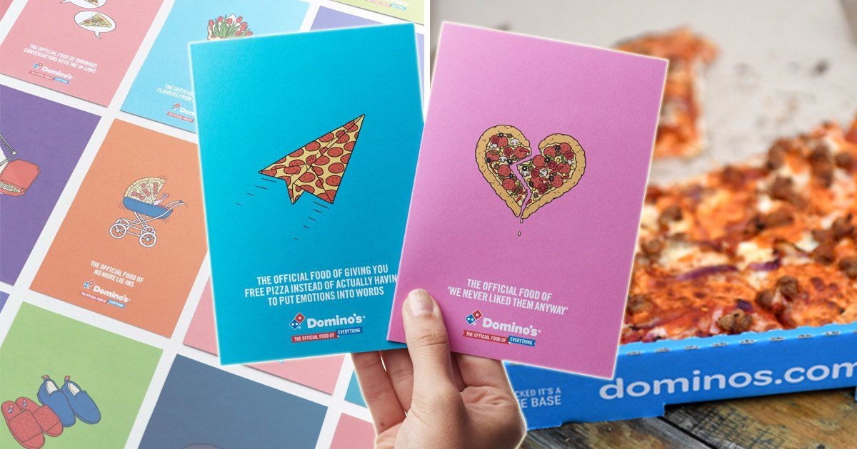 Forget Chocolates And Flowers, You Can Now Gift Your Mates A Domino's Gift Card photo
