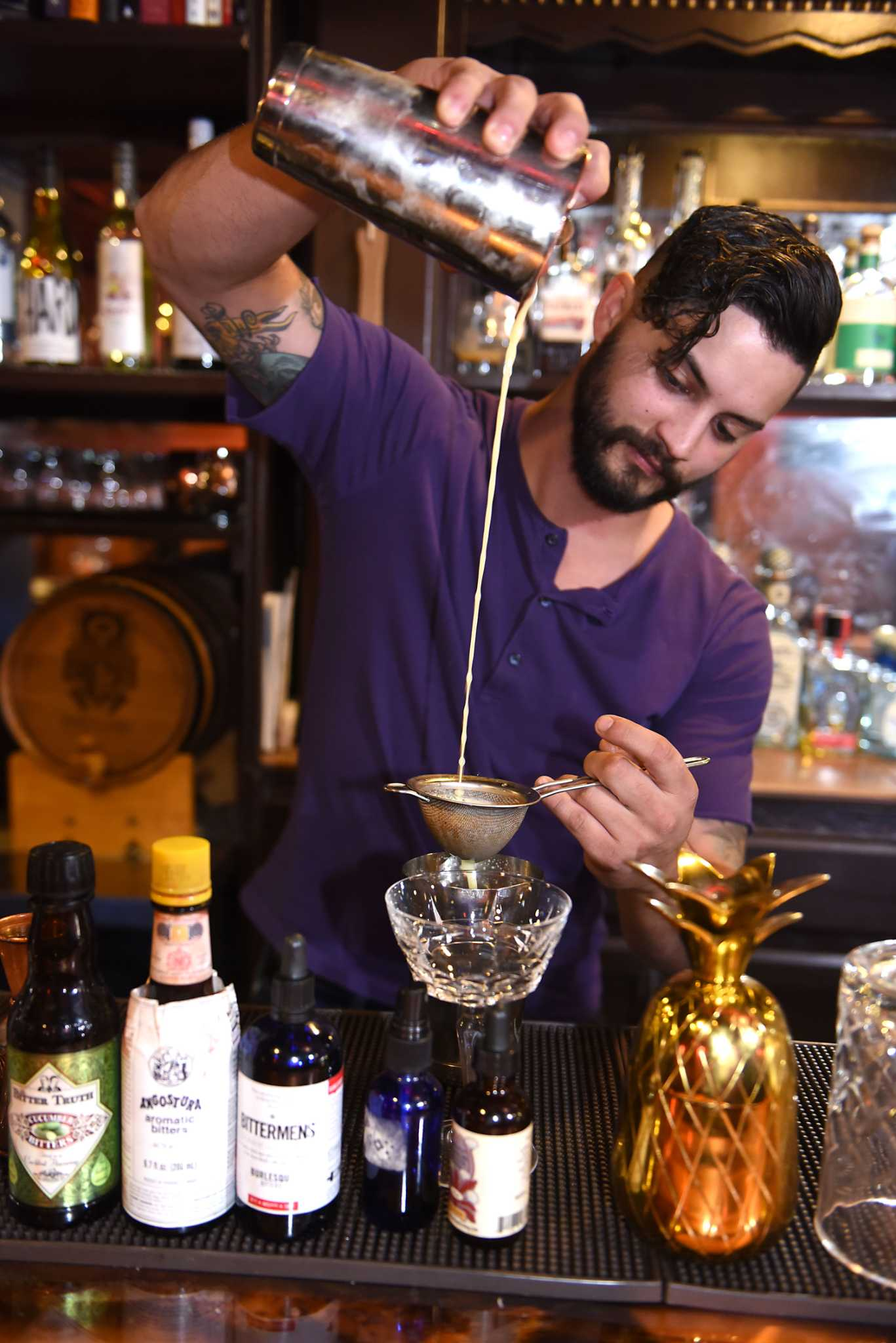 Capital Region Barkeeps On Favorite Cocktails (and What They Don't Want To Pour) photo