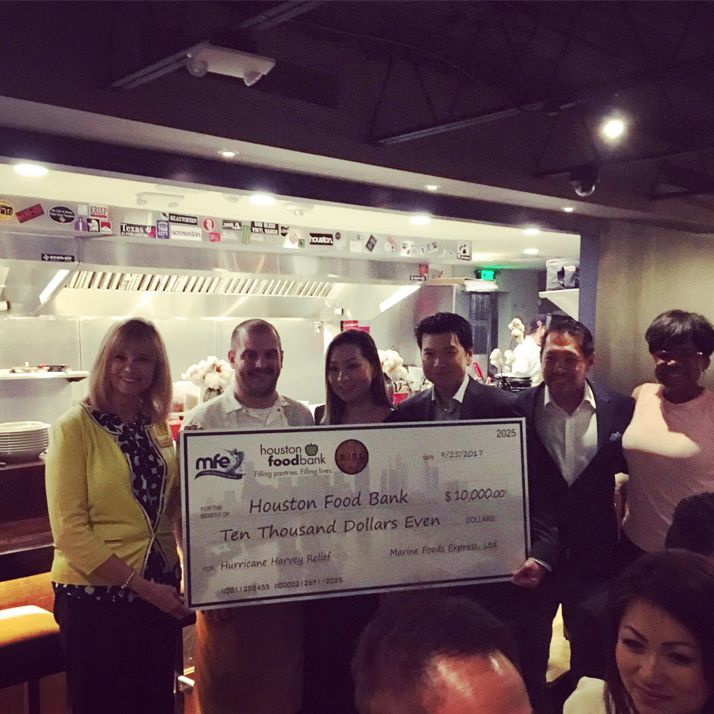 Riel Restaurateurs Partner With Hennessy For Exclusive Hurricane Harvey Benefit Dinner photo