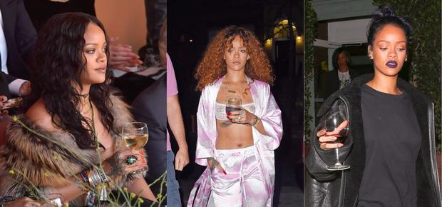 Would You Drink Rihanna's Wine? photo