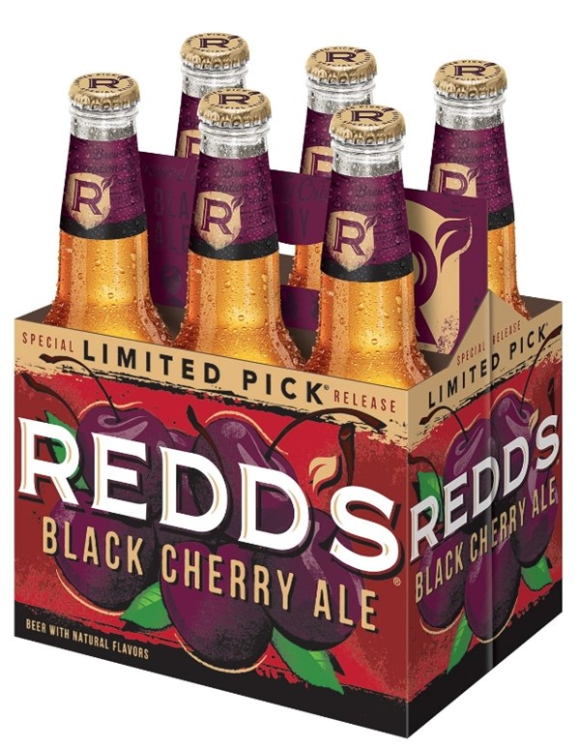 Millercoors To Release Redd's Black Cherry Ale photo
