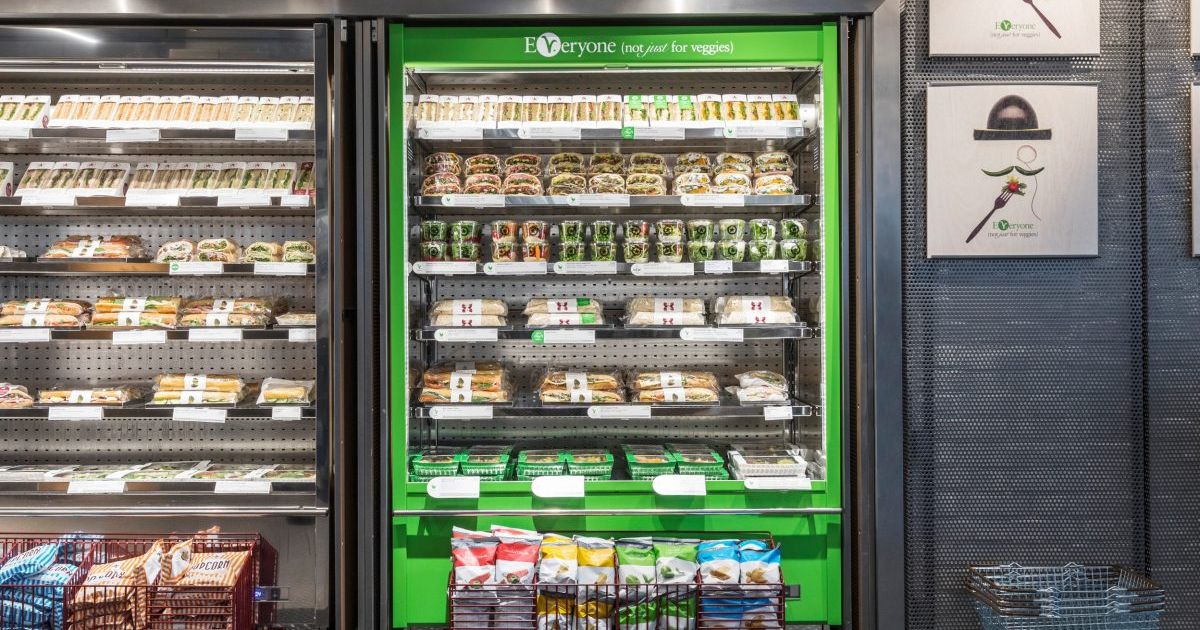 There's A Third Veggie Pret On The Way photo