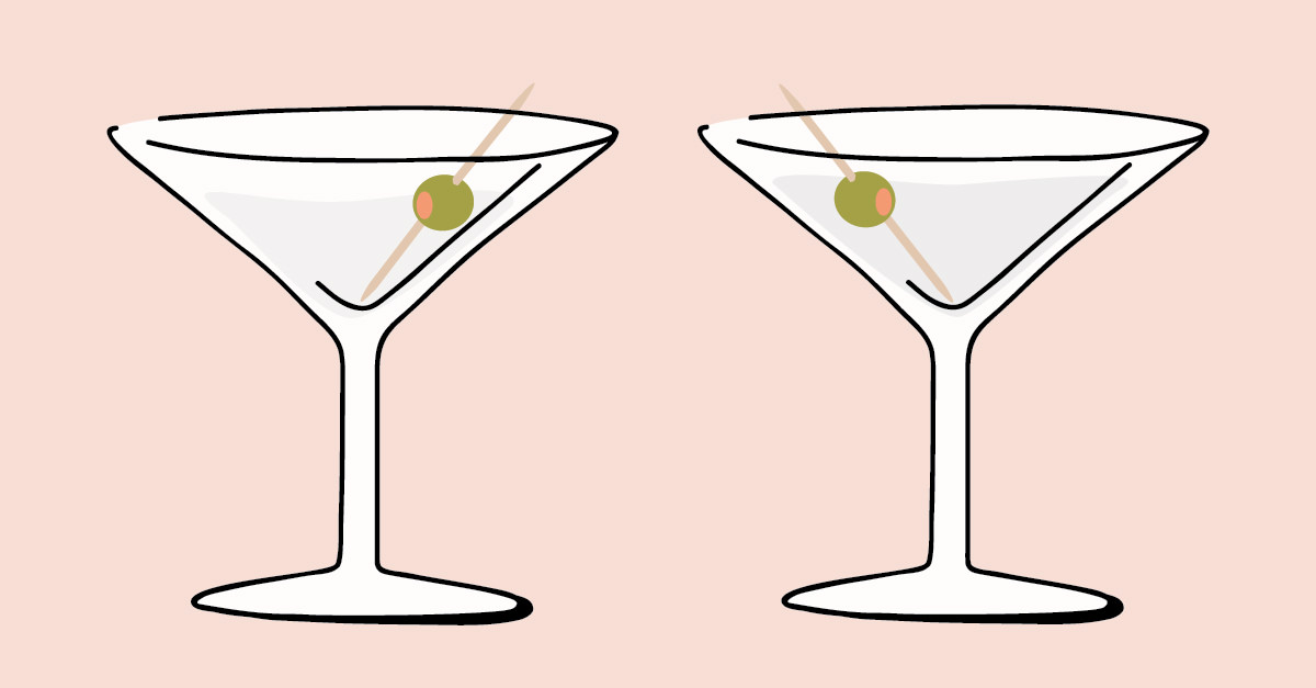 The Differences Between Vodka And Gin, Explained photo