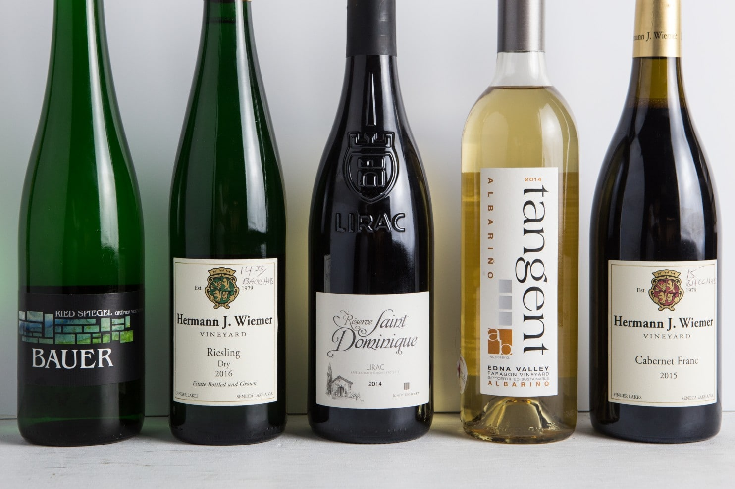 3 White Wines Big Enough For Fall Drinking photo
