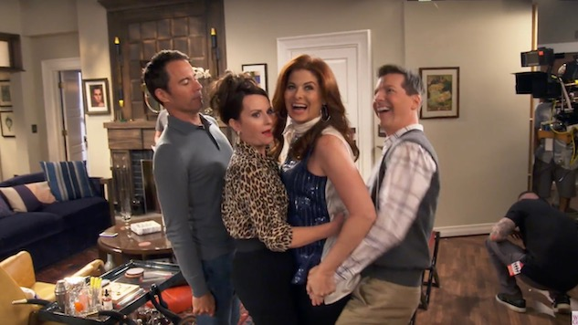 Fabulous Cocktails For The Will And Grace Premiere photo