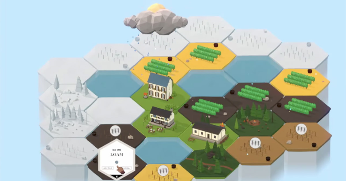 This New, Sims-like Game Lets You Build Your Own Winery photo