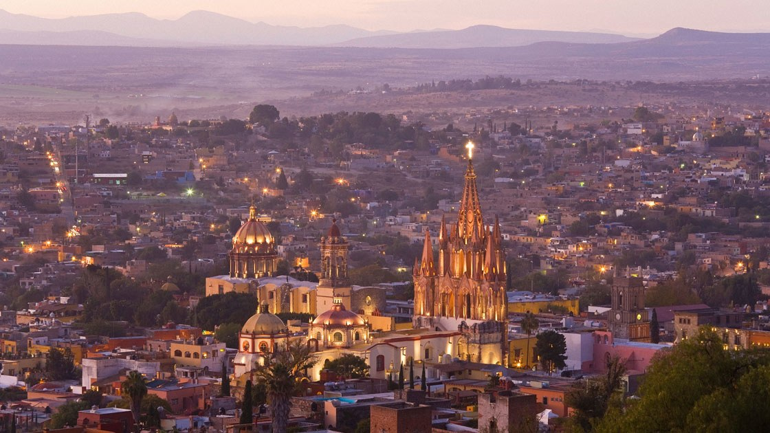 "The ""first Lady Of Tequila"" Provides An Insider's Guide To San Miguel De Allende photo"