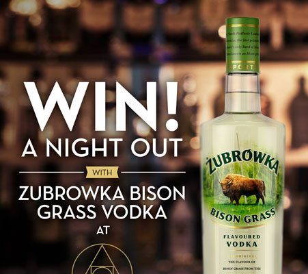 Win A Girls' Night Out With Zubrówka Bison Grass Vodka At The Alchemis photo