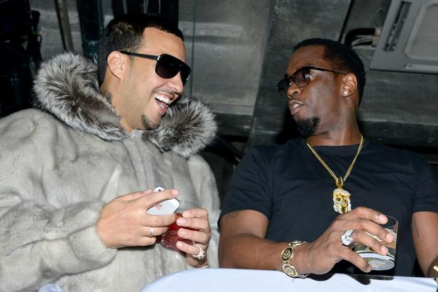 French Montana & Diddy Debut Ciroc French Vanilla photo