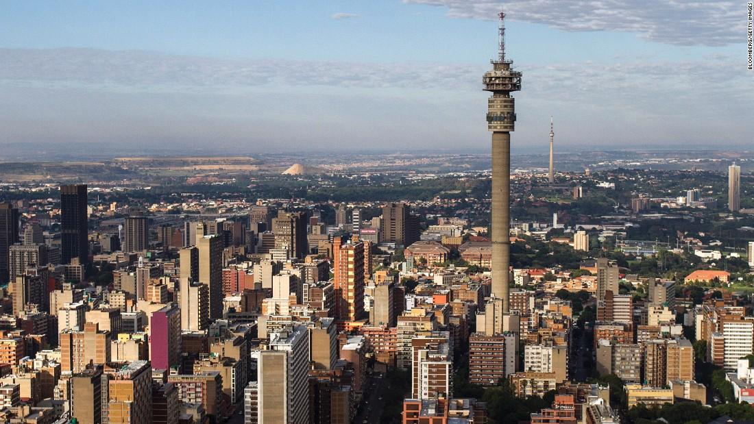 Johannesburg Gaining On Stunning Sibling City photo