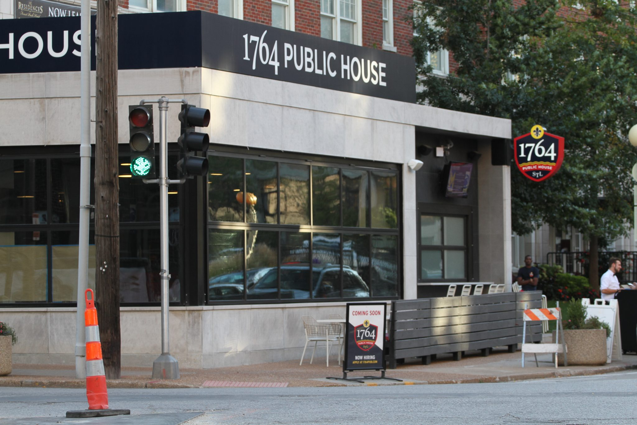 1764 Public House Ready To Start Serving Customers photo