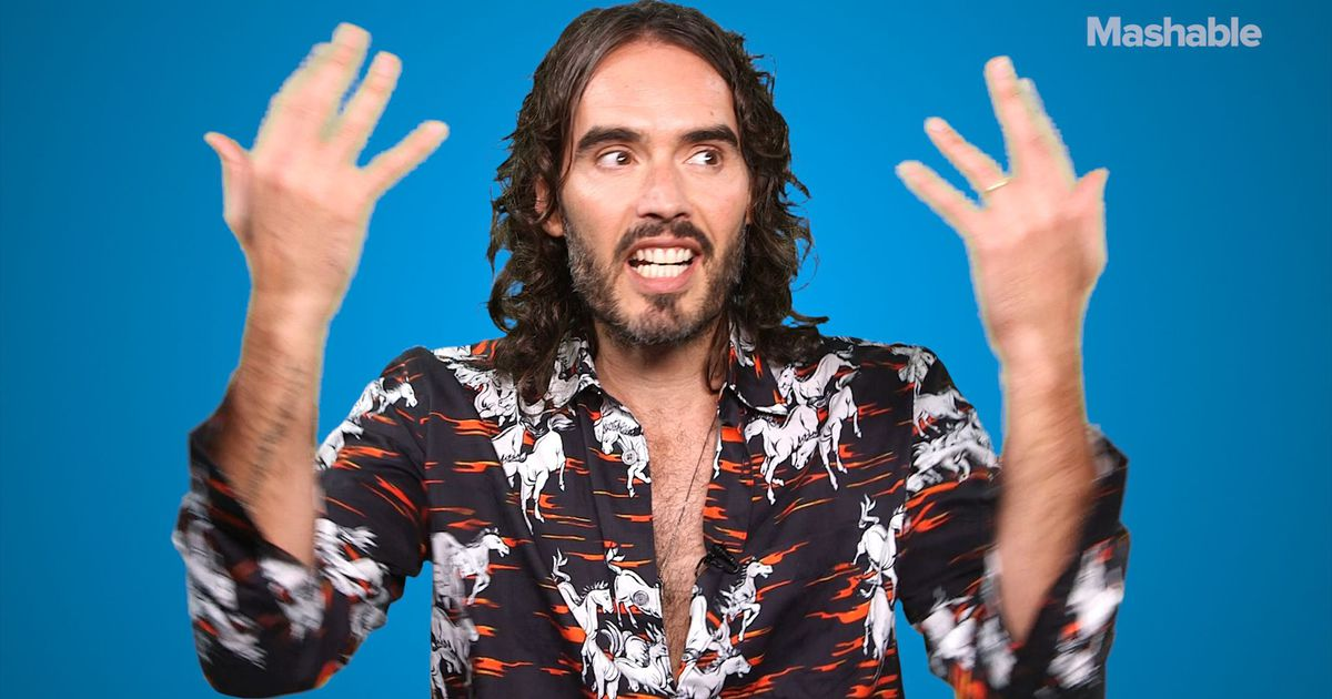 Russell Brand Reveals The Hardest Part About Staying Sober photo