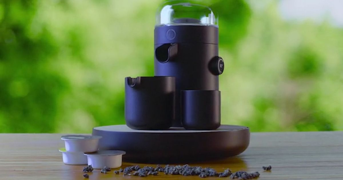 This Personal Tea Brewer Will Get Your Tea Right Every Time photo
