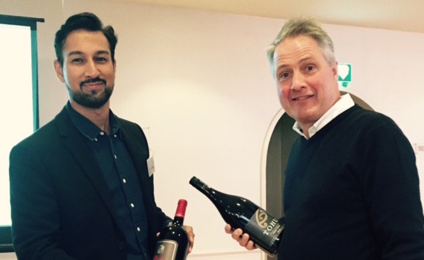 Connoisseur Estates Partners With Cellarvino For First Joint Tasting photo