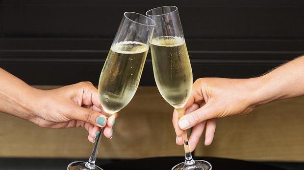 #champagneday photo