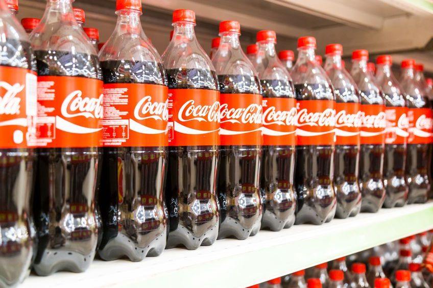 Strike Goes On At Coca-cola photo
