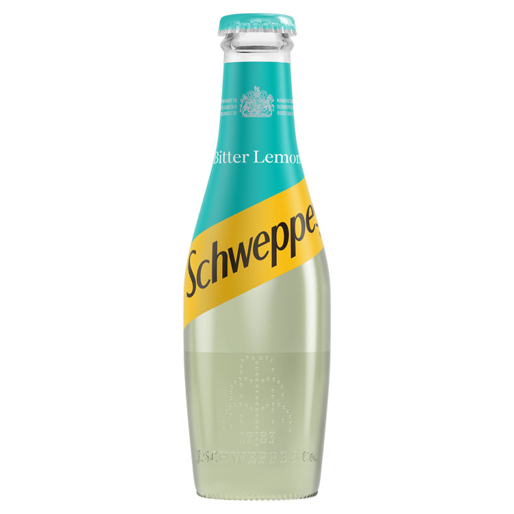 Schweppes Wants To Look Like Champagne With Bottle Makeover photo
