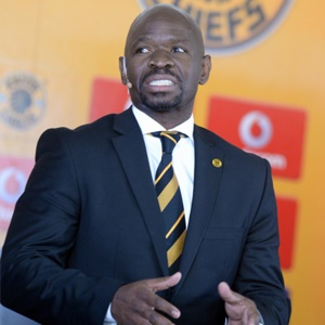 Komphela Admits To Feeling Pressure Ahead Of The Derby photo