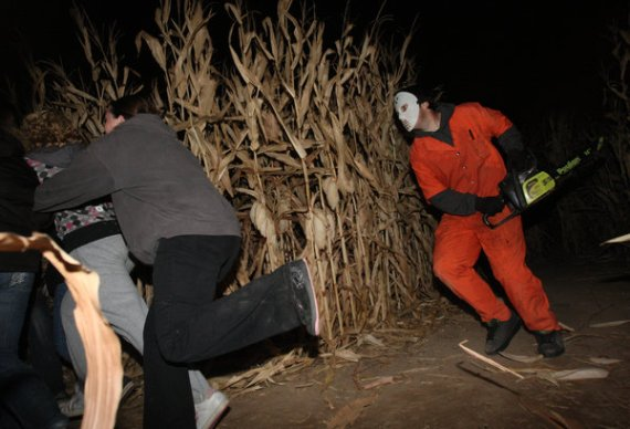 This Haunted Corn Maze In Vancouver Is The Most Terrifying Thing You'll Ever Experience photo
