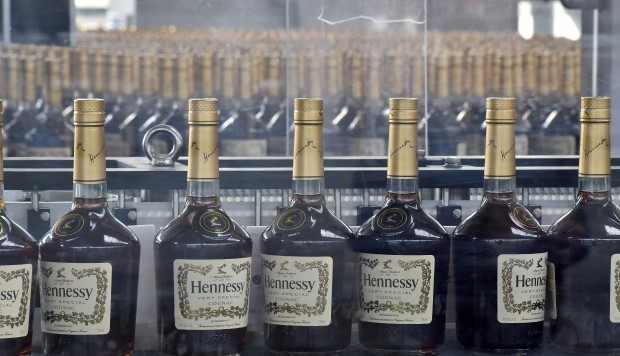 Us And Chinese Demand For Cognac Prompts Lvmh To Open Us$118 Million Bottling Plant photo