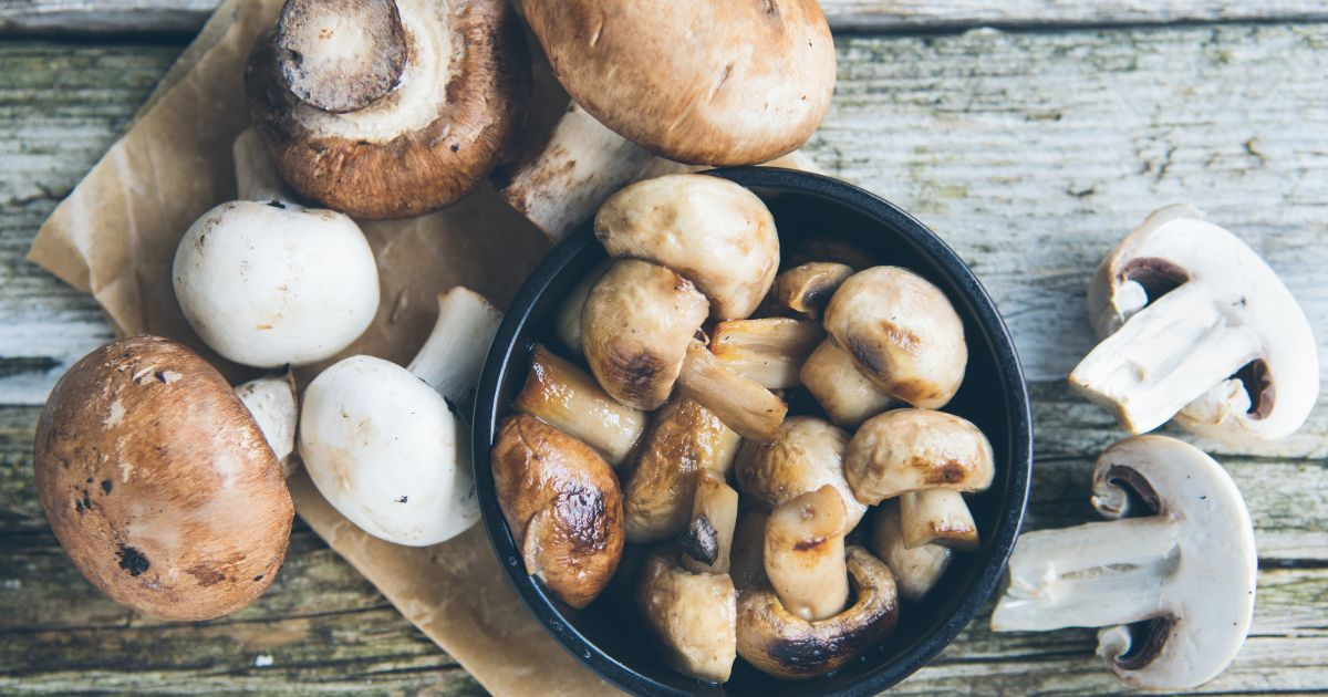 If You're Trying To Lose Or Maintain Weight, Try Having Mushrooms For Breakfast photo