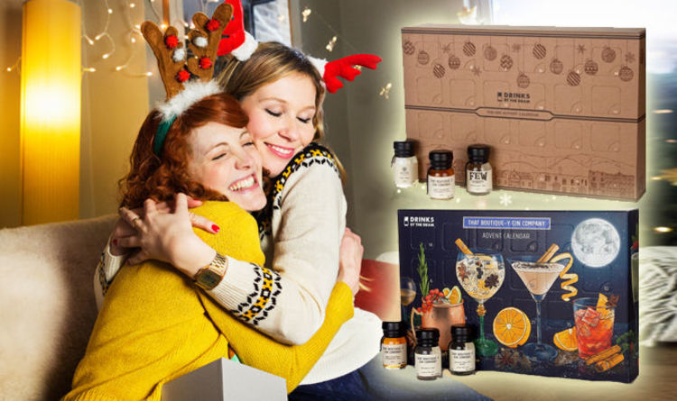 Advent Calendars For Adults 2017: Wine, Gin And Whisky To Get You In The Christmas Spirit photo