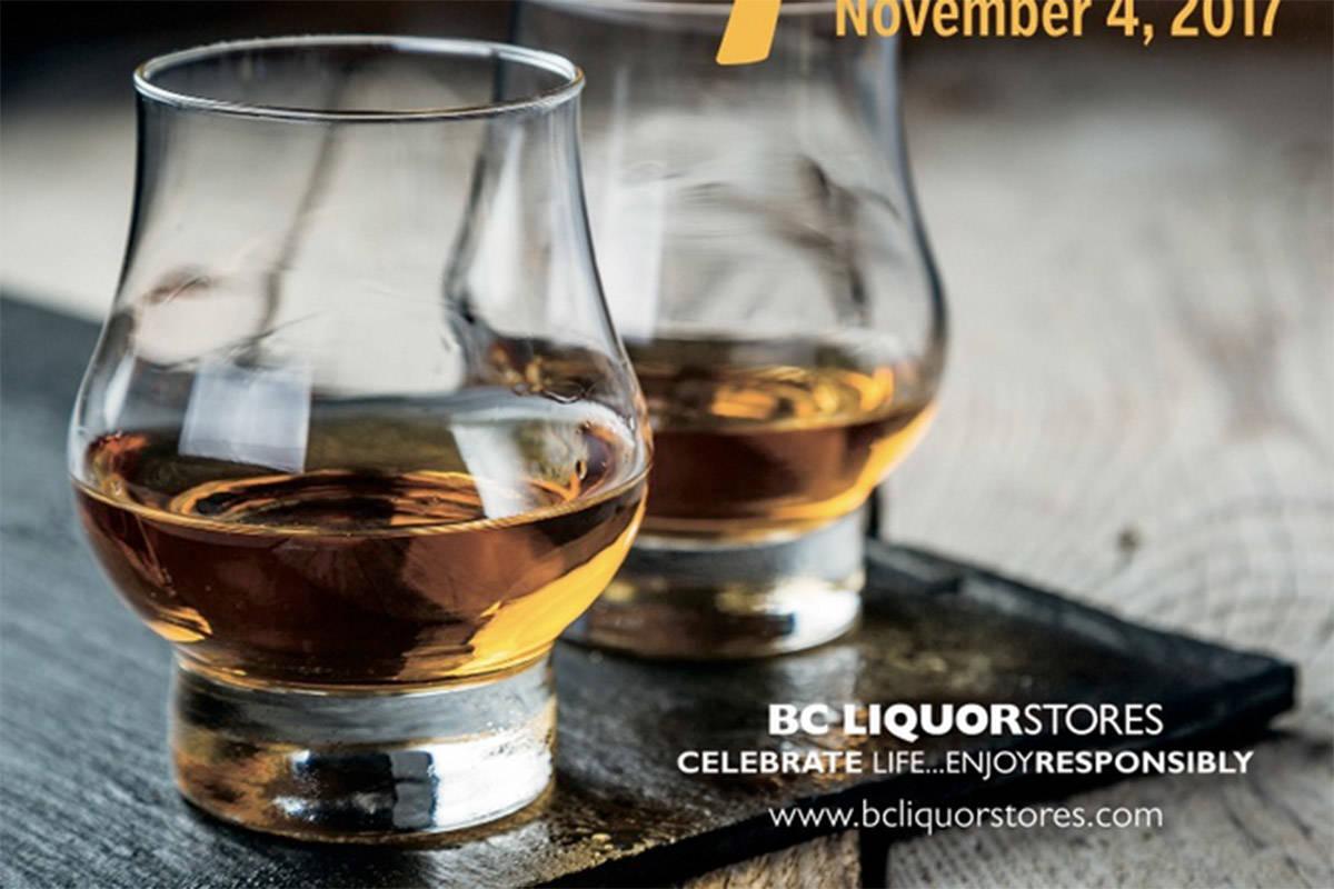 Whiskies Galore: Surrey Stores Among 30 In B.c.-wide Premium Spirit Release This Saturday photo