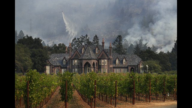 Winery Welfare Check: List Of Wineries Damaged By Wildfires, And Those Still Standing photo