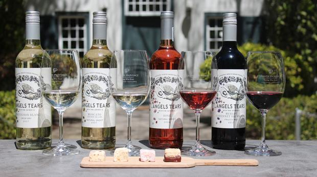 Wine Paired With Nougat Is 'a Taste Of Heaven' photo