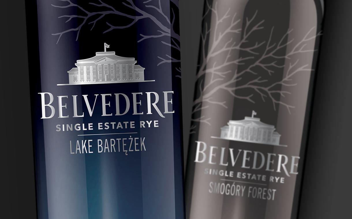 Belvedere Vodka Debuts Two Single-estate Polish Rye Vodkas photo