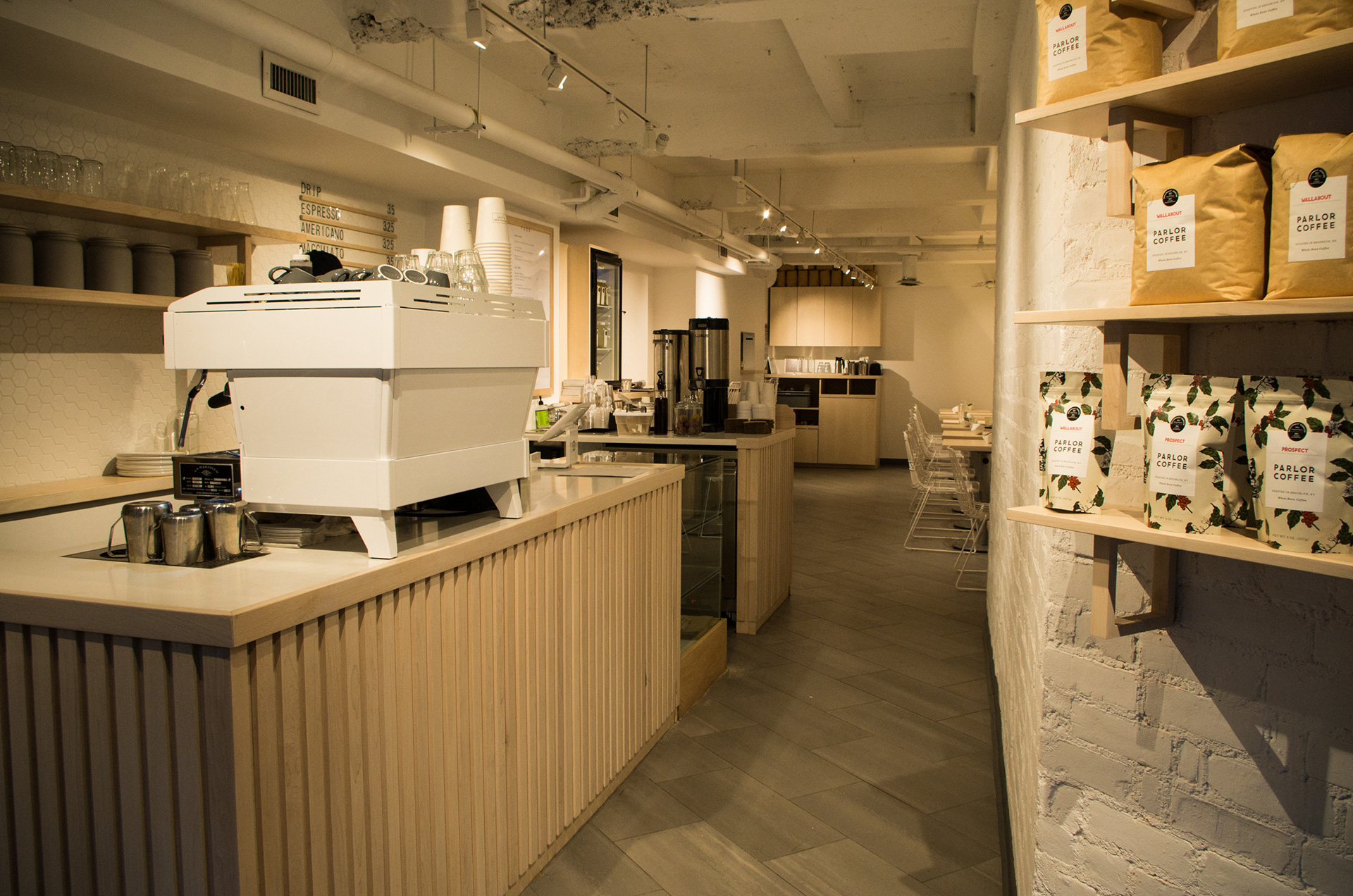 Boundless Plains: A Neighbor Shop In Manhattan's Financial District photo
