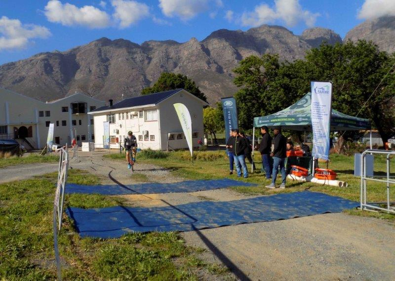 Cape Duo Challenge: Day One Results photo