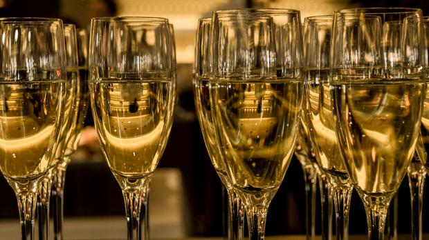 Watch: How To Sabrage Your Bubbly On #champagneday photo