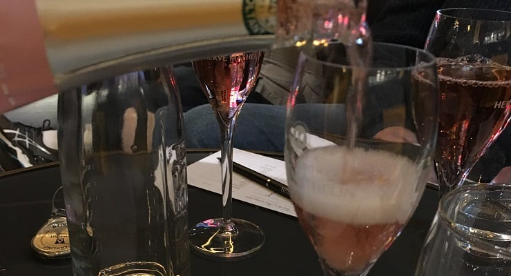 Deciphering Nuances Within Pinot Noir Dominant Champagne photo