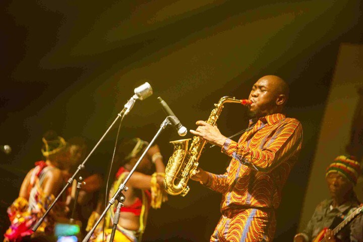 The Glenfiddich Mavericks Felabration Night  Head For Abuja photo