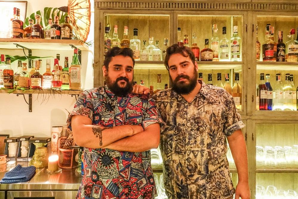 Rum-soaked At Charoen Krung's 'tropic City' photo