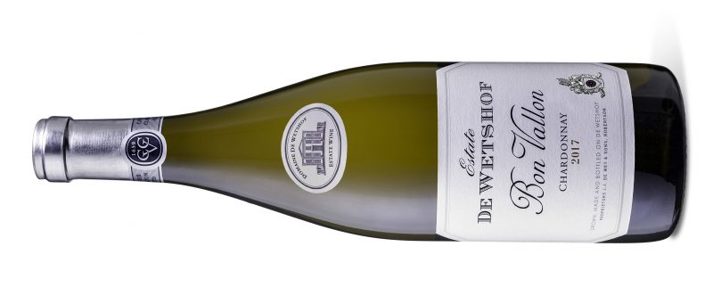 Michelangelo Glimmering Golds for De Wetshof Estate Chardonnays photo