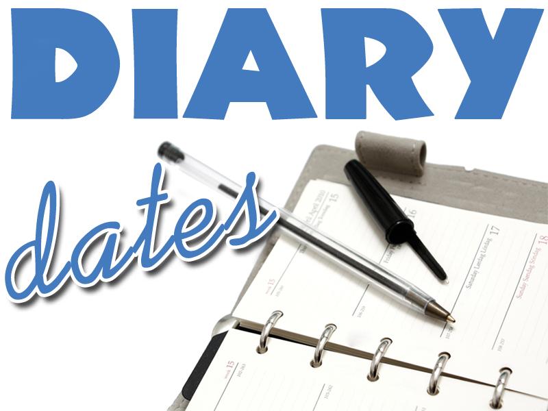 Diary Dates photo